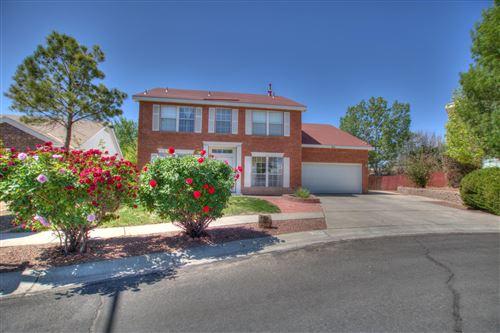 Photo of 8036 STONYBROOK Place NW, Albuquerque, NM 87120 (MLS # 991918)