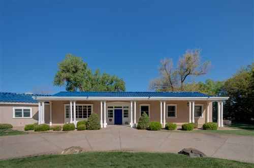 Photo of 1015 COTTONWOOD Place NW, Los Ranchos, NM 87107 (MLS # 990919)