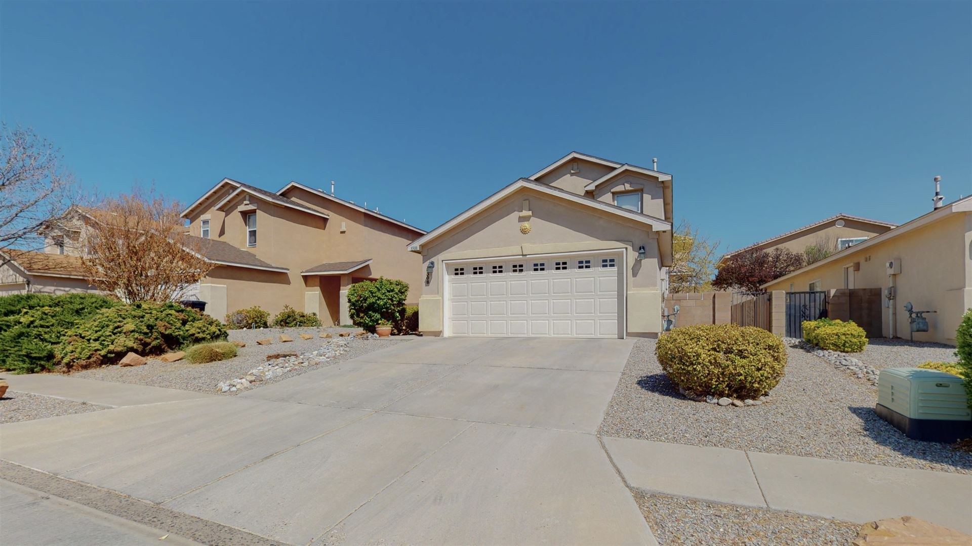 Photo of 8308 SANTA CLARITA Street NE, Albuquerque, NM 87113 (MLS # 989919)