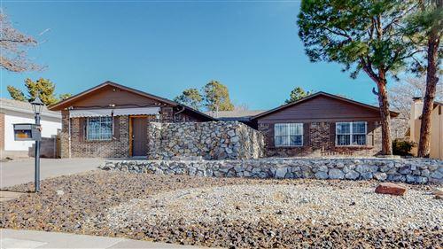 Photo of 3720 TRINIDAD Street NE, Albuquerque, NM 87111 (MLS # 982920)