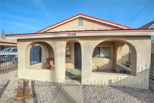 Photo of 1500 BARELAS Road SW, Albuquerque, NM 87102 (MLS # 983924)