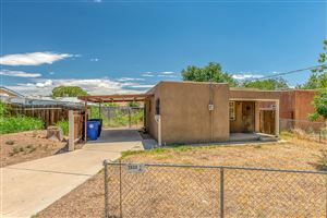 Photo of 2632 1/2 8Th Street NW, Albuquerque, NM 87107 (MLS # 951926)