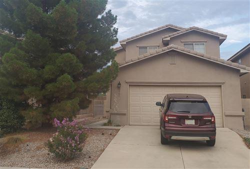 Photo of 8804 EAGLE FEATHER Drive NE, Albuquerque, NM 87113 (MLS # 996928)