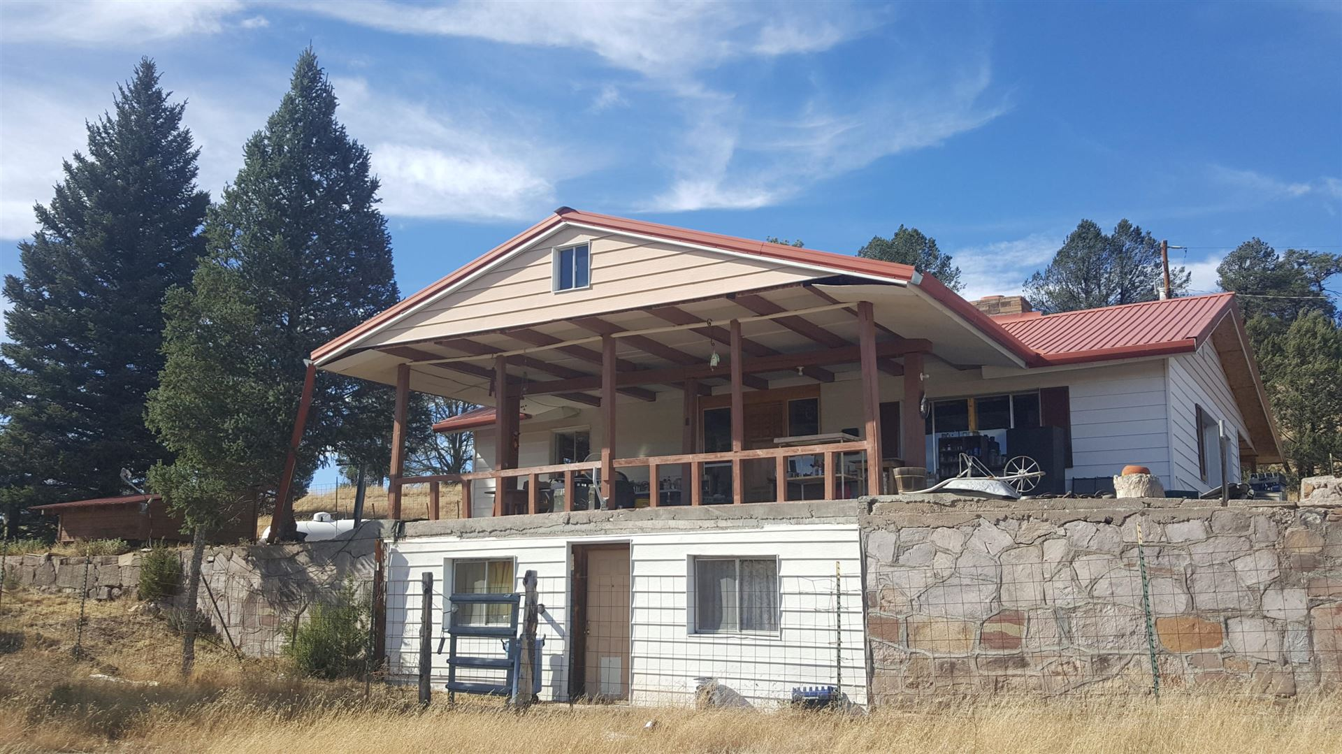 Photo for 20 Martinez Road, Reserve, NM 87830 (MLS # 908929)