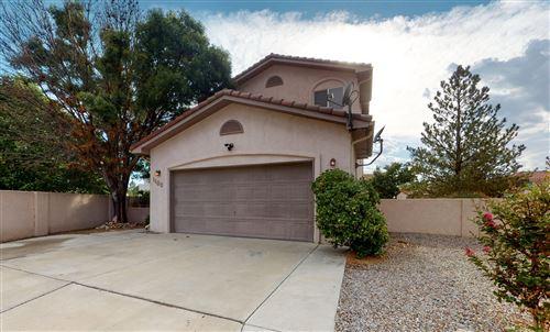 Photo of 1100 Santa Martha Court NE, Albuquerque, NM 87113 (MLS # 973930)