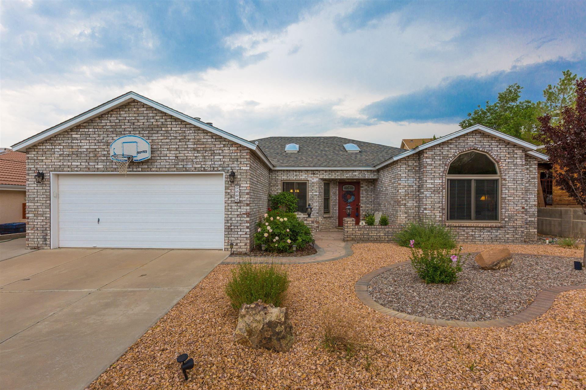 5404 ROANOKE Avenue NW, Albuquerque, NM 87120 - MLS#: 996930