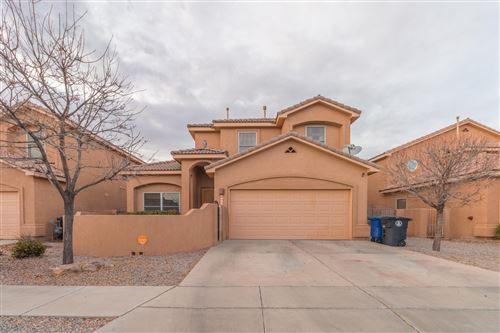 Photo of 6239 ZALTANA Road NW, Albuquerque, NM 87120 (MLS # 983935)