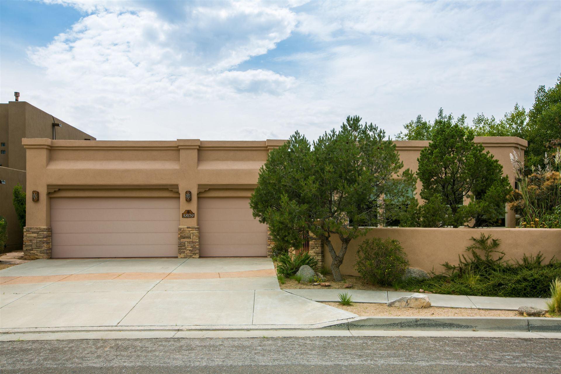 5809 VALERIAN Place NE, Albuquerque, NM 87111 - MLS#: 998935