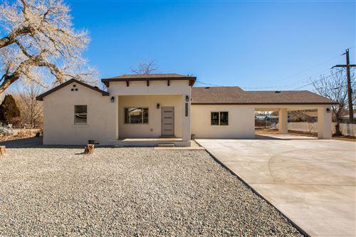 Photo of 3516 12TH Street NW, Albuquerque, NM 87107 (MLS # 991937)