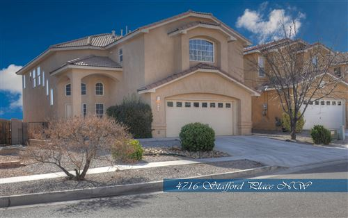 Photo of 4716 STAFFORD Place NW, Albuquerque, NM 87120 (MLS # 988939)