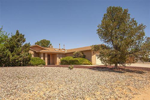Photo of 1705 POWDER RIVER Drive NE, Rio Rancho, NM 87144 (MLS # 991939)