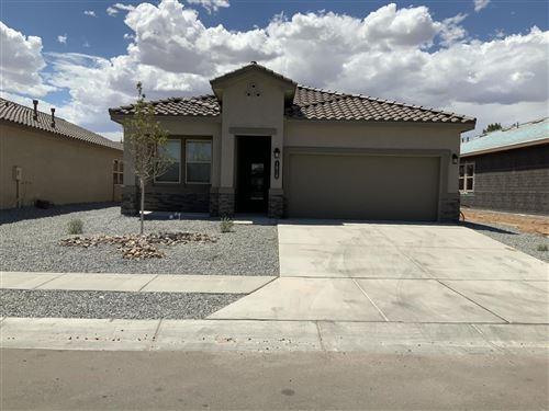Photo of 1818 Valle Vista Road NW, Los Lunas, NM 87031 (MLS # 971943)