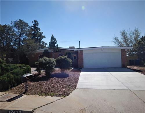 Photo of 12420 MORROW Avenue NE, Albuquerque, NM 87112 (MLS # 979943)