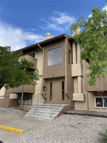Photo of 3841 Montgomery Boulevard NE #838, Albuquerque, NM 87109 (MLS # 995945)
