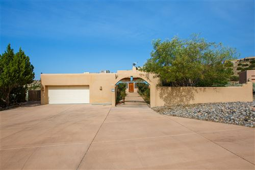 Photo of 7 Cienega Canyon Road, Placitas, NM 87043 (MLS # 976947)
