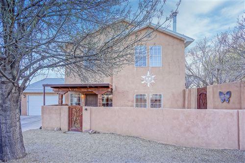 Photo of 622 RANCHITOS Road NW, Los Ranchos, NM 87114 (MLS # 981947)
