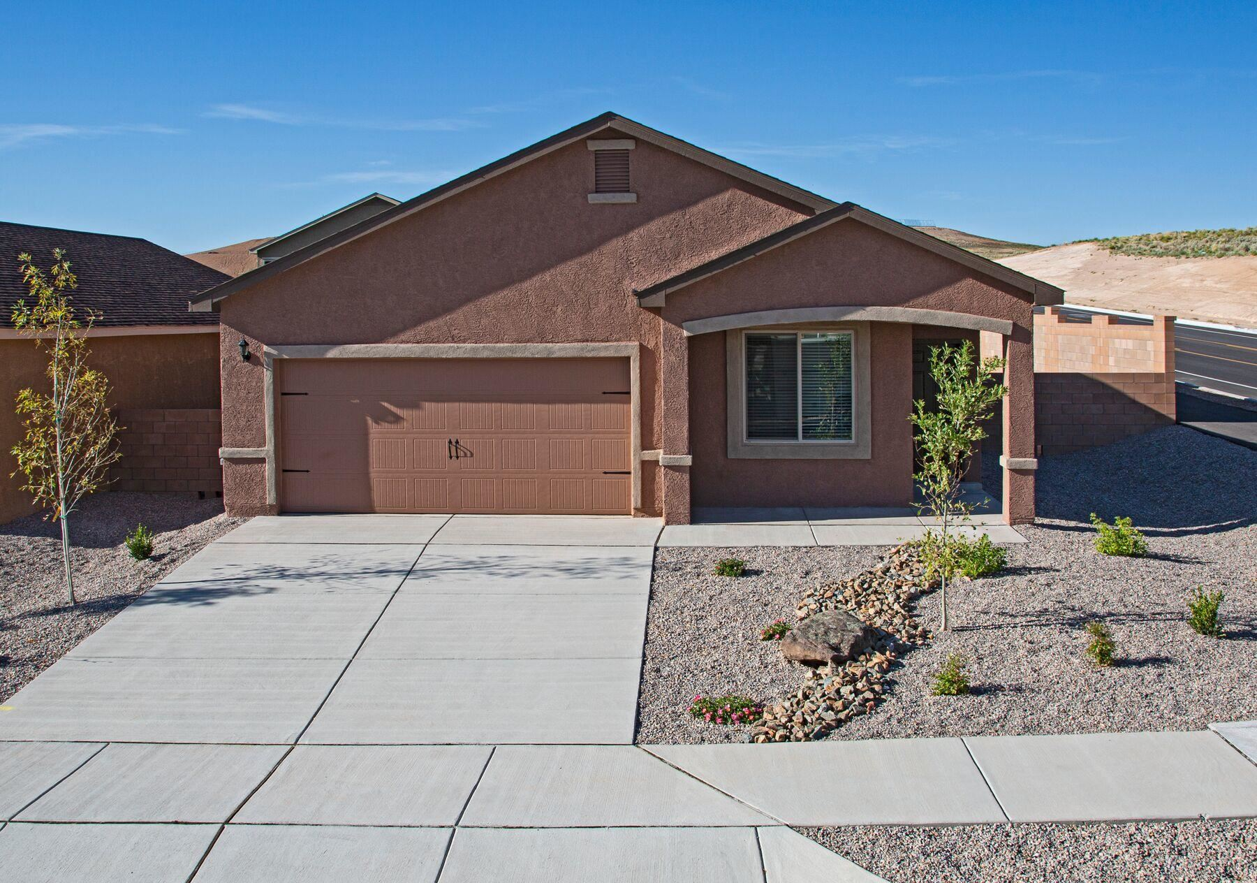 3725 Bronco Trail Road NE, Rio Rancho, NM 87144 - #: 963947