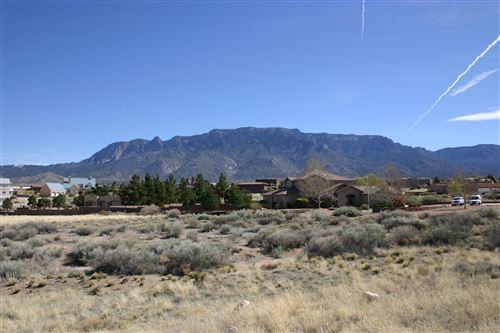 Photo of Pino (Lot 19) Avenue NE, Albuquerque, NM 87122 (MLS # 887948)