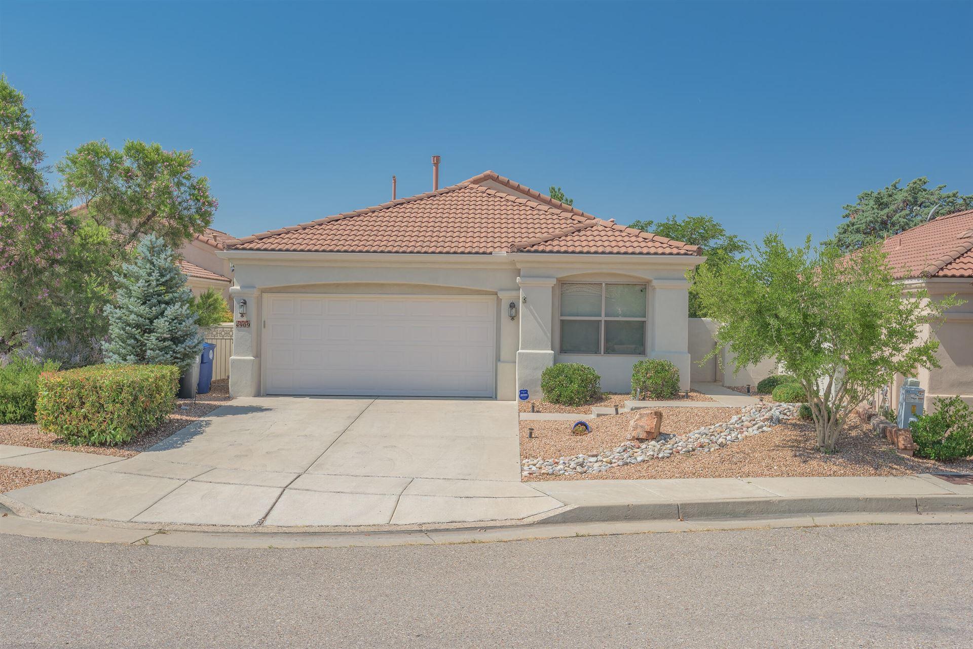 4909 SKYLINE RIDGE Court NE, Albuquerque, NM 87111 - MLS#: 1000948