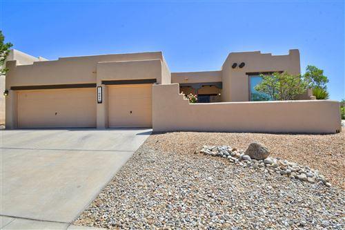 Photo of 11000 CARRETA Drive NW, Albuquerque, NM 87114 (MLS # 991952)
