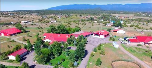 Photo of 10 VALLECITOS Road, Tijeras, NM 87059 (MLS # 989953)