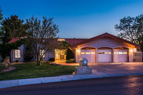 Photo of 9408 PEBBLE BEACH Drive NE, Albuquerque, NM 87111 (MLS # 990953)
