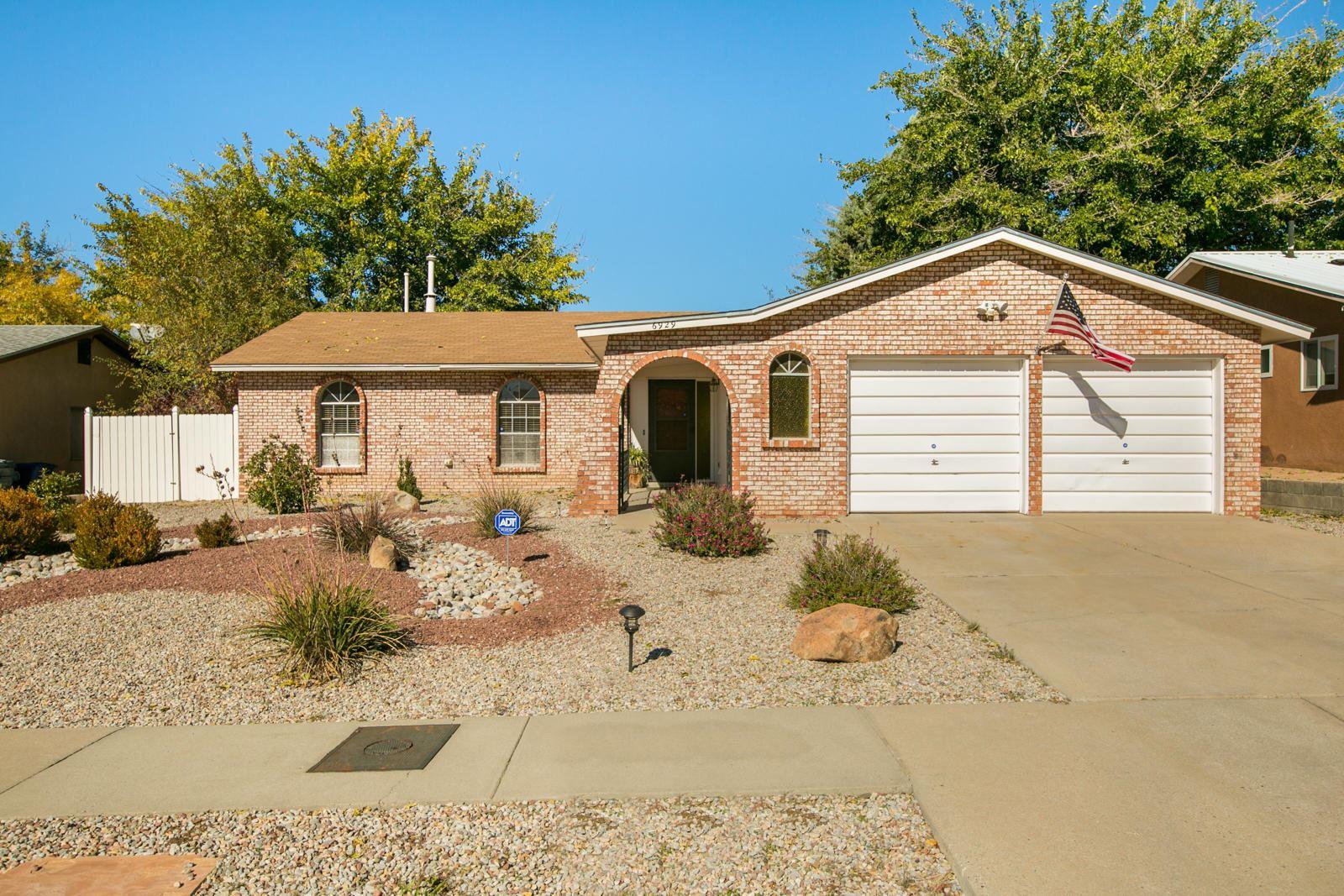 6929 MARILYN Avenue NE, Albuquerque, NM 87109 - MLS#: 986954