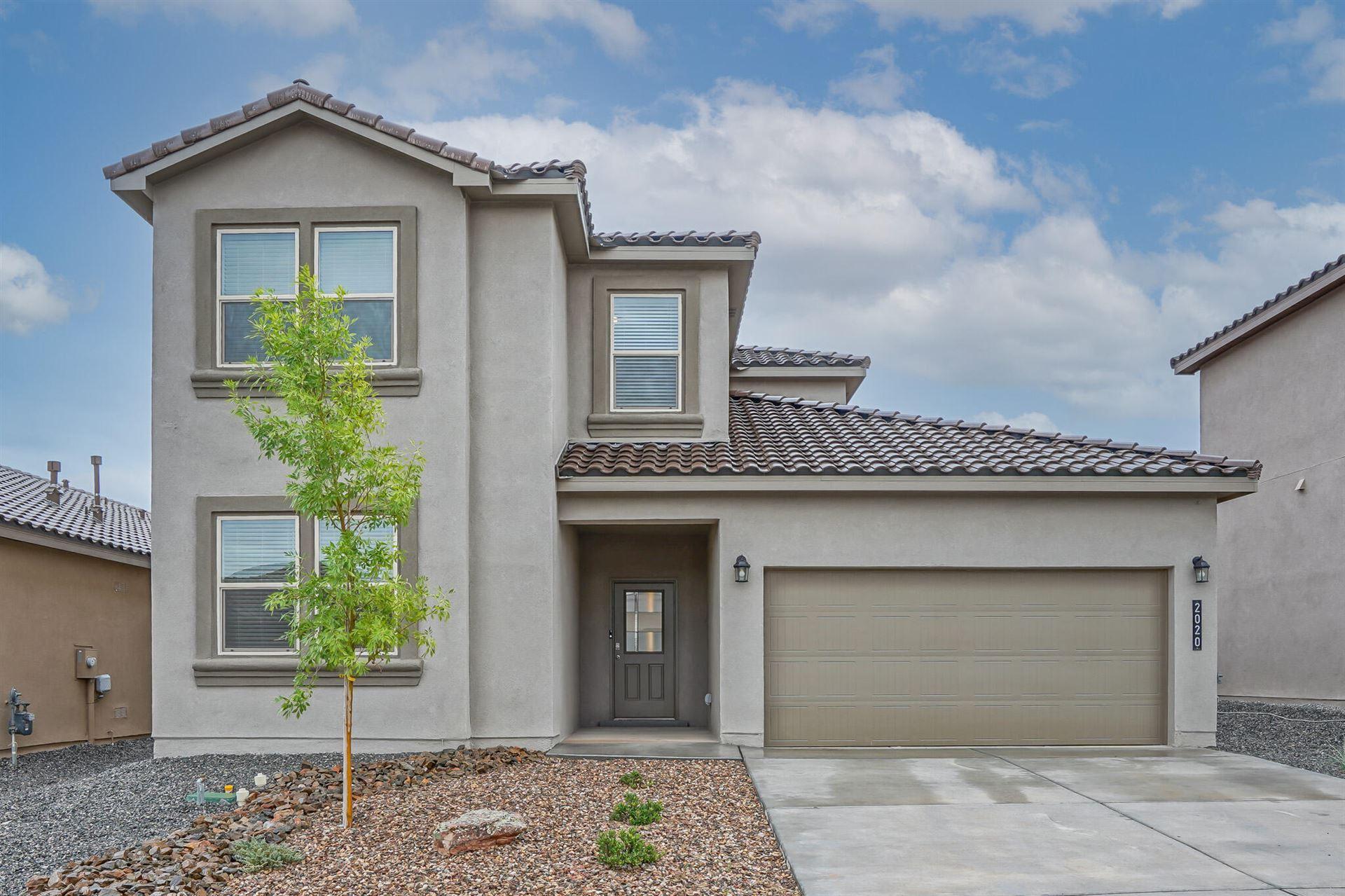 2020 SILVER DOLLAR Street SE, Albuquerque, NM 87123 - #: 1001955