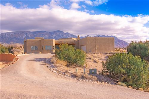Photo of 5 Solar Court, Placitas, NM 87043 (MLS # 974959)