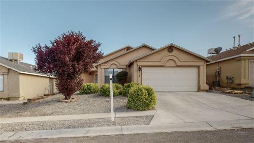 Photo of 11108 PASO FINO Avenue SW, Albuquerque, NM 87121 (MLS # 989959)