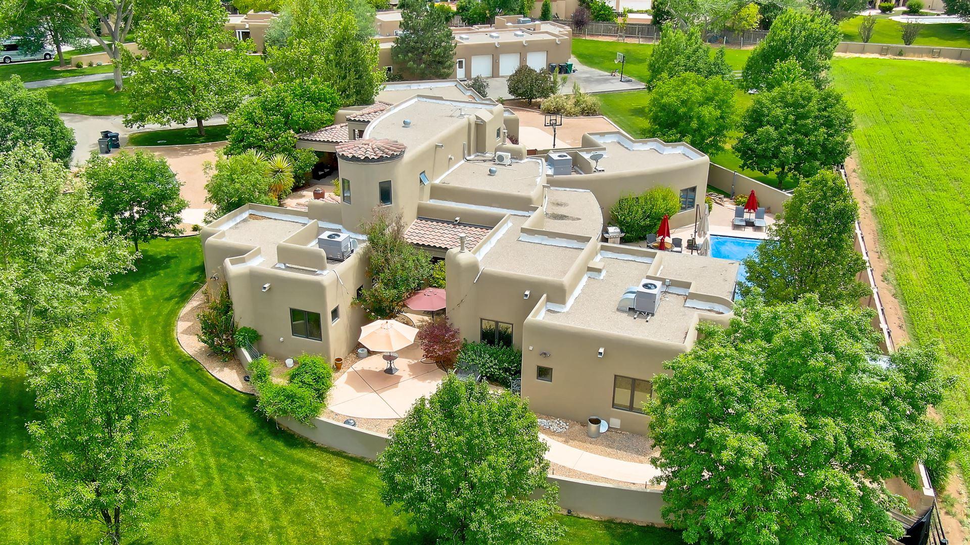 Photo of 1131 LANES END NW, Albuquerque, NM 87114 (MLS # 969960)
