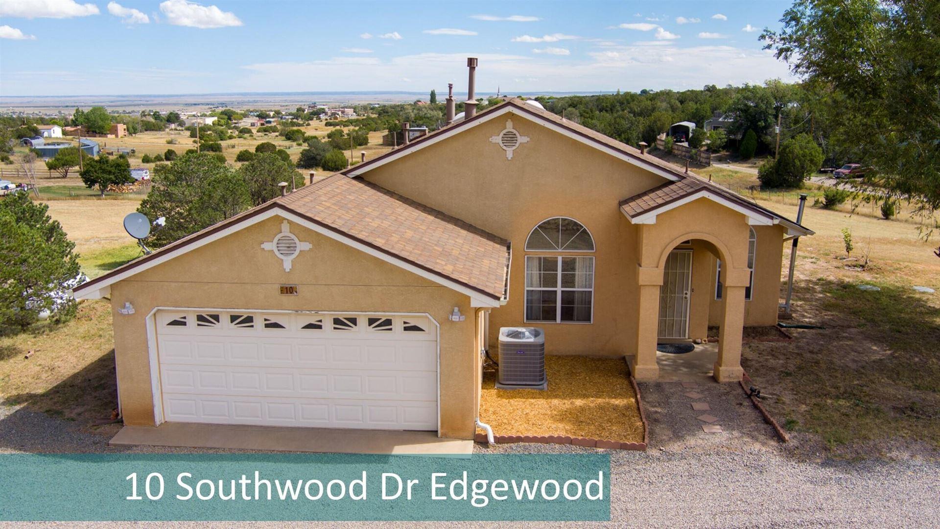 10 SOUTHWOOD Drive, Edgewood, NM 87015 - #: 1001962