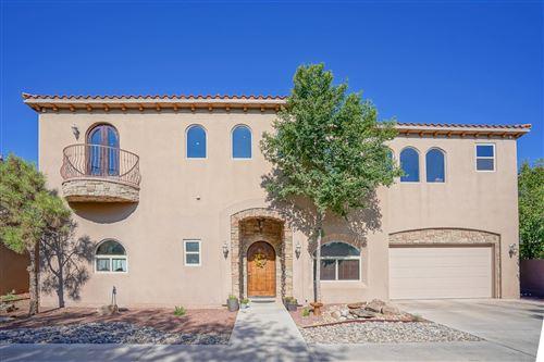 Photo of 2409 RICE Avenue NW #B, Albuquerque, NM 87104 (MLS # 995965)