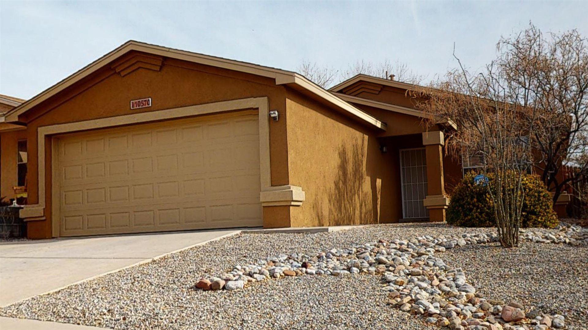 Photo of 10570 VISTA BELLA Place NW, Albuquerque, NM 87114 (MLS # 983966)
