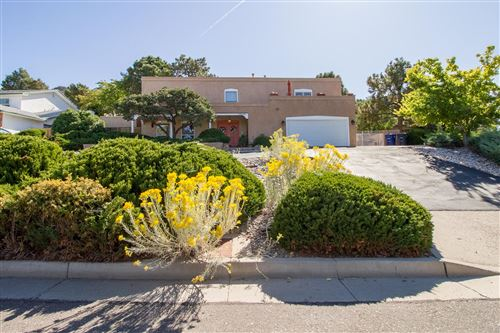 Photo of 13218 SUNSET CANYON Drive NE, Albuquerque, NM 87111 (MLS # 975967)