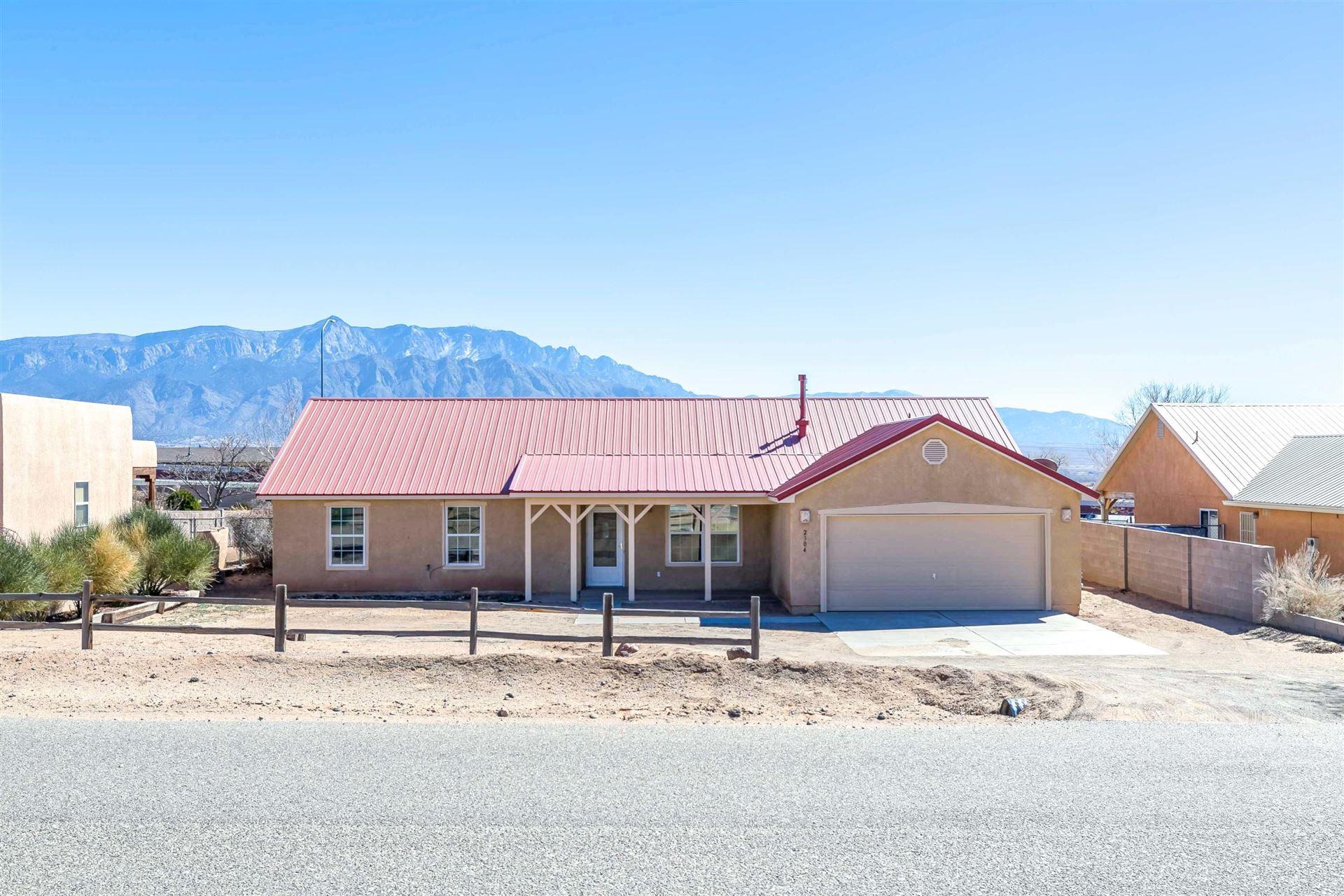 2304 MONTERREY Road NE, Rio Rancho, NM 87144 - MLS#: 986967