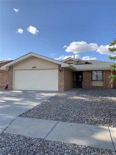 Photo of 6427 LAMY Street NW, Albuquerque, NM 87120 (MLS # 977968)