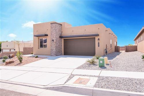 Photo of 8400 CAMINO DEL VENADO NW, Albuquerque, NM 87120 (MLS # 960970)