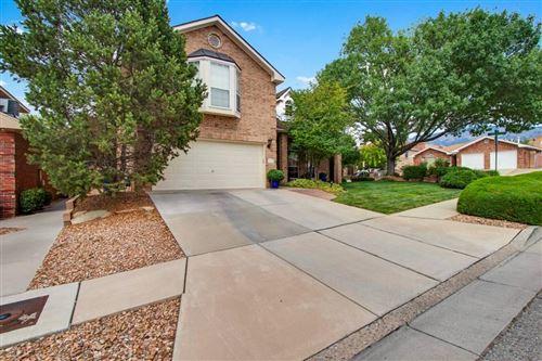 Photo of 8305 SIGNAL Avenue NE, Albuquerque, NM 87122 (MLS # 974970)