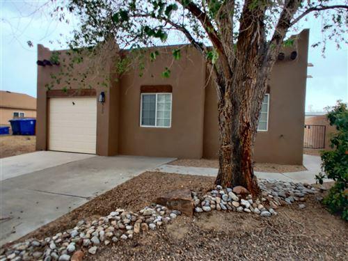 Photo of 8522 ZYDECKO Avenue SW, Albuquerque, NM 87121 (MLS # 989970)