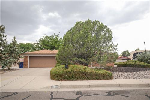 Photo of 3911 PARSIFAL Street NE, Albuquerque, NM 87111 (MLS # 996970)