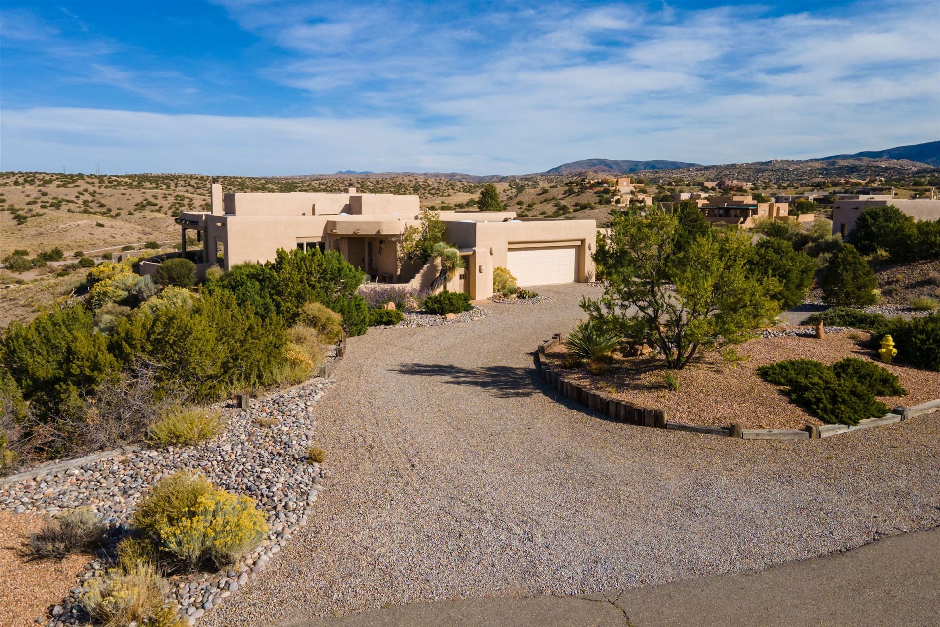 Photo of 6 VALLEY VIEW Court, Placitas, NM 87043 (MLS # 979972)