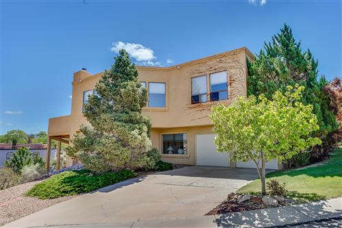 Photo of 13420 EXECUTIVE HILLS Way SE, Albuquerque, NM 87123 (MLS # 991973)