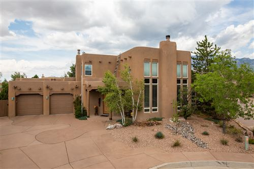 Photo of 13219 Canyon Edge Trail NE, Albuquerque, NM 87111 (MLS # 957974)