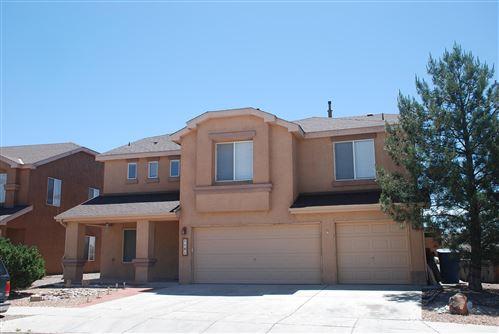 Photo of 1161 COLIBRI Avenue NW, Los Lunas, NM 87031 (MLS # 971974)