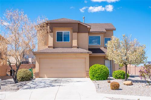 Photo of 3841 LONESOME RIDGE Court NE, Rio Rancho, NM 87144 (MLS # 989975)