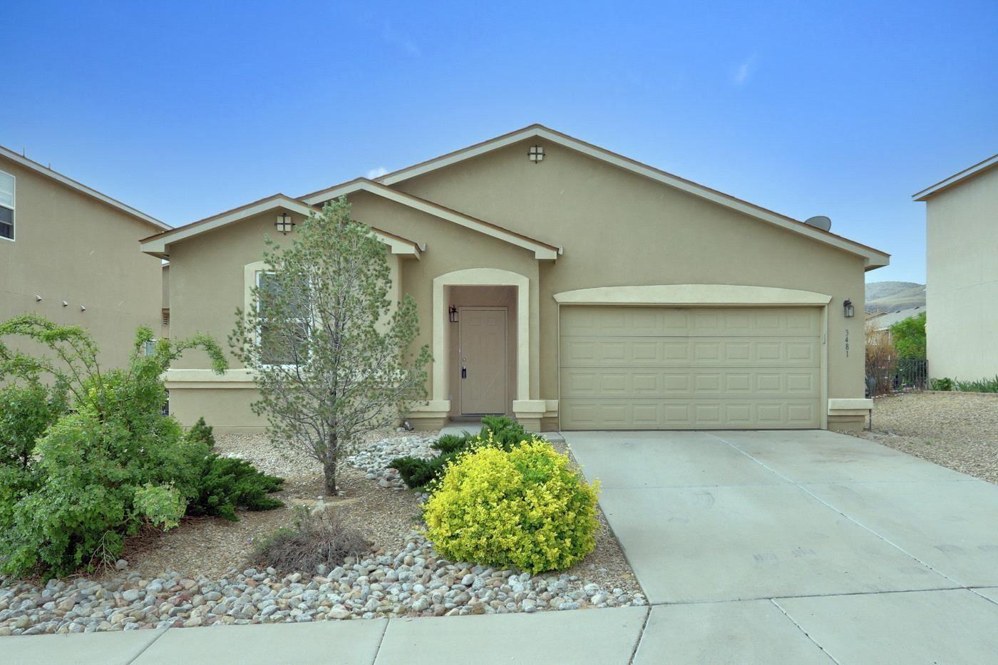 Photo for 3481 STETSON Street SW, Los Lunas, NM 87031 (MLS # 991975)