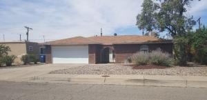 Photo of 6405 Barnhart Street NE, Albuquerque, NM 87109 (MLS # 973977)