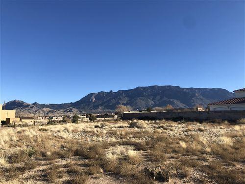 Photo of Ranchitos Avenue NE, Albuquerque, NM 87122 (MLS # 933981)