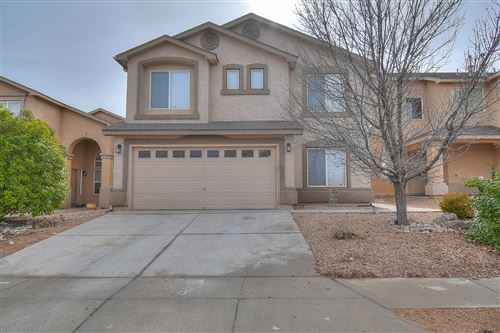 Photo of 9032 Lower Meadow Trail SW, Albuquerque, NM 87121 (MLS # 958983)